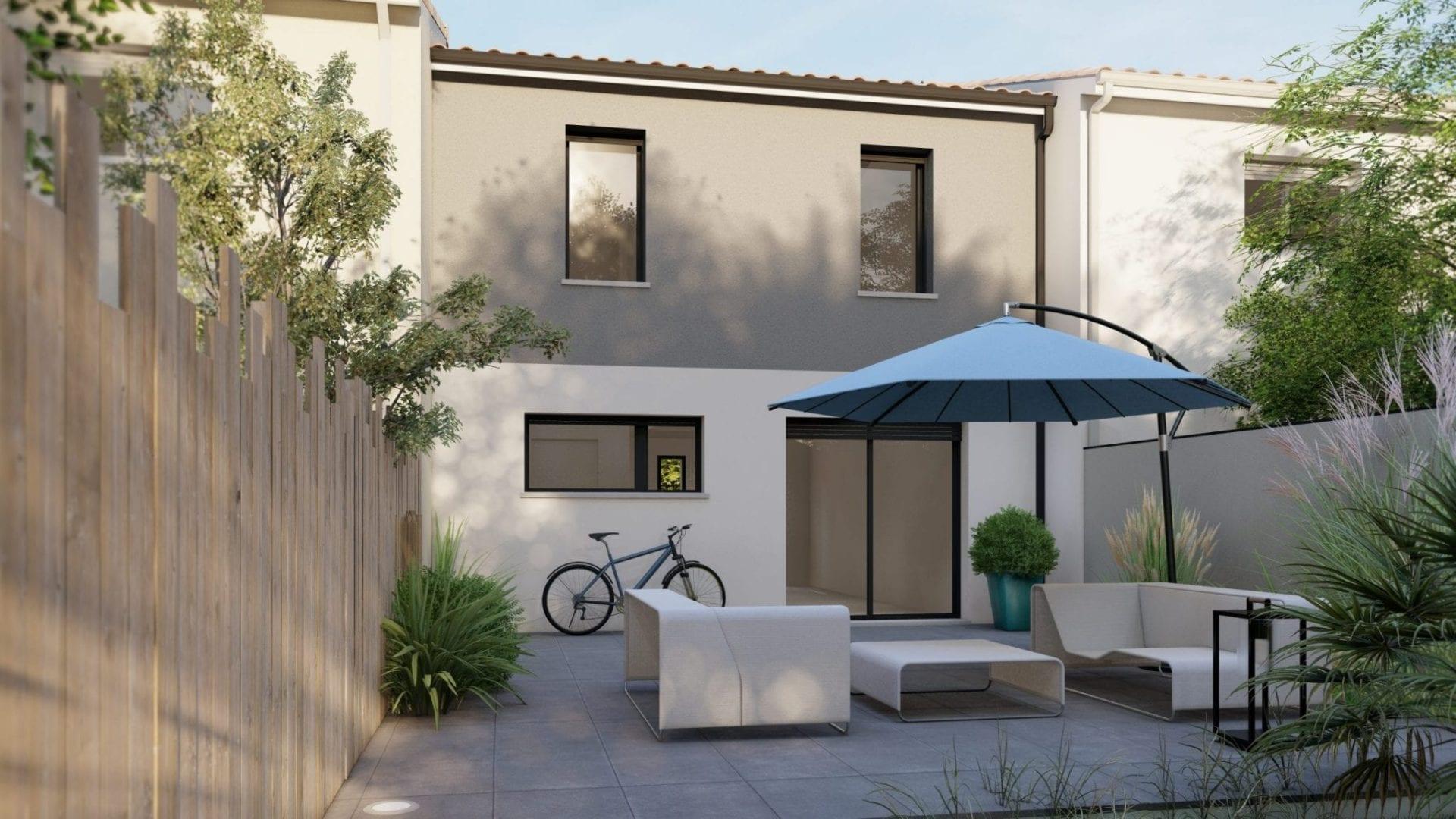 Photo 1 : illustration du modèle Variante Urban Compact contemporaine